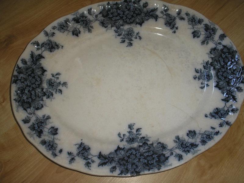 """Phyllis"" platter"